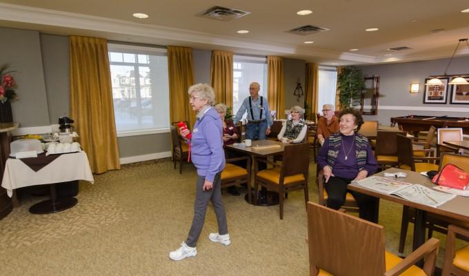 Auburn Heights Retirement Residence Best Retirement Home Calgary