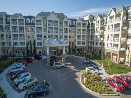 Auburn Heights. Retirement Residence
