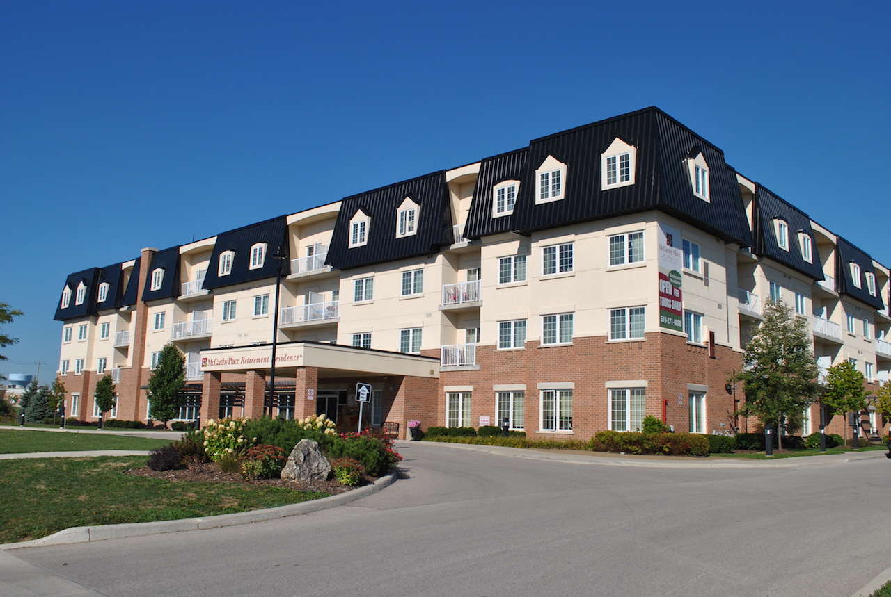 mccarthy place retirement residence best retirement home in