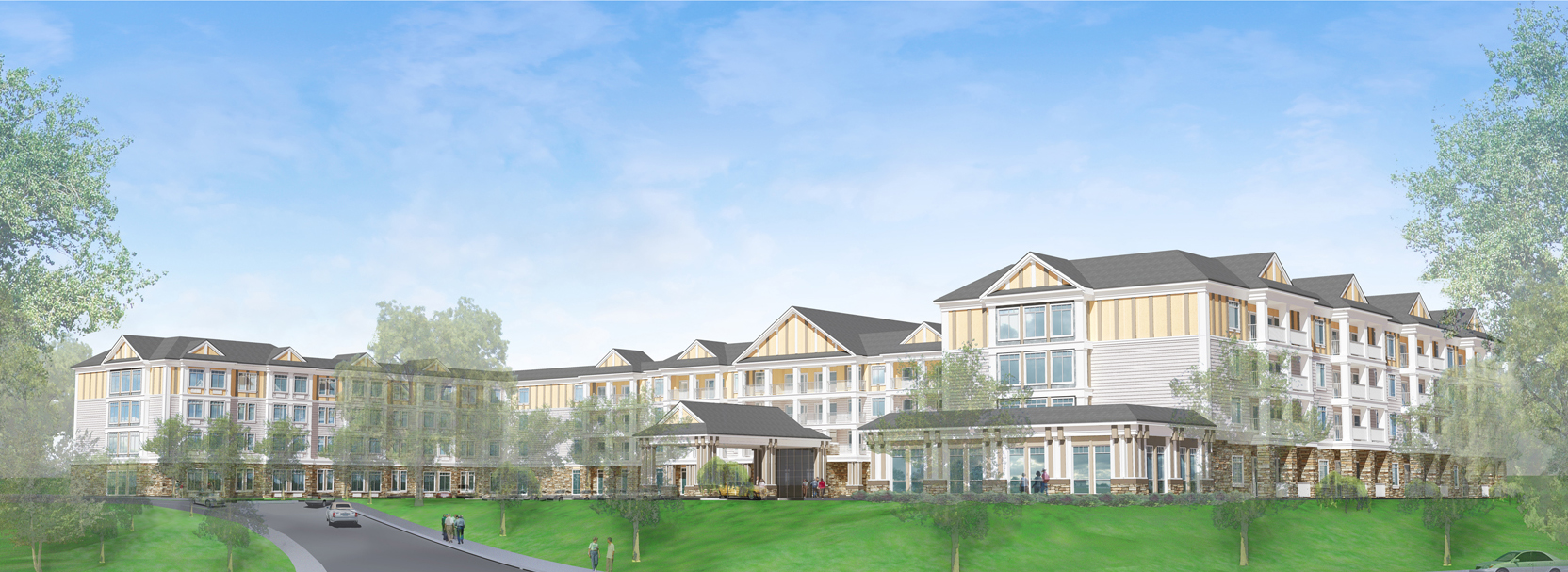 Sage hill retirement residence best retirement home in for Retirement village house plans