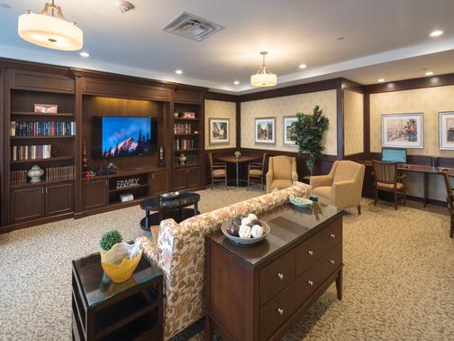 Chapel Hill Retirement Residence | Best Retirement Home