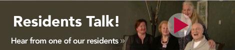 Residents Talk